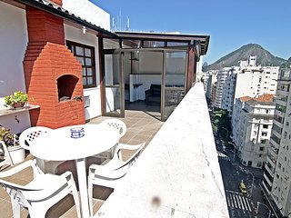Vacation Rental Penthouse in Rio de Janeiro T017