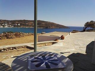 Artemis Studios, Appartement avec vue sur la baie et le grand bleu