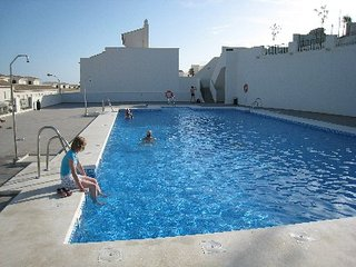 3 Bedroom Townhouse with communal pool and air-conditioning