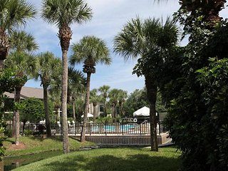 Your Own Tropical Paradise at St. Augustine Beach's Top Rated Condominium Resort