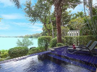 Villa Hutton 211 | Beachfront 2 Bed Pool Home in Samui