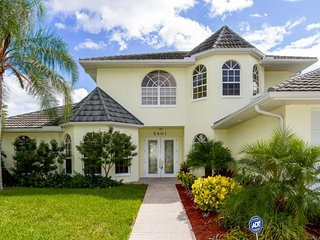 Marina Bay - Luxury Home in Highly Desired Cape Harbor Vicinity