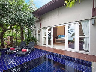 Villa Hutton 214 | 2 Bed Pool Sea View Home in Koh Samui