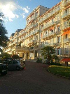 Dans Ancien Palace , proche mer, Croisette& Palais du Festival, Cannes