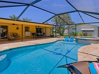 Heron House, Cape Coral
