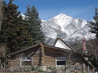 Cabaña Alpina al pie de Los Andes