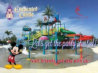 Enchanted Castle 8BR 7BA w/pool Encore Club, Orlando