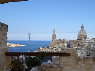 Amazing views & historical atmosphere, La Valletta