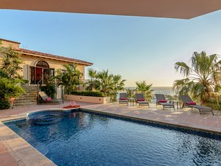 Casa Malena  - 6 Bedroom Luxury Villa In Pedregal W/ Amazing Sunset Views