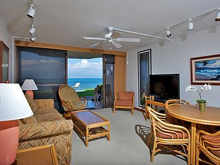 Ground Floor, Steps to Ocean! Kahana Reef #121