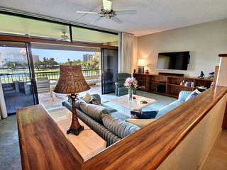 Kaanapali Royal #E302 ~ Panoramic Golf Course to Whaler's Village Views