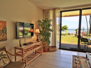 Spoil Yourself in Ocean Front Kaanapali Shores #160- Steps to Beach and Pool