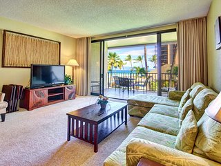 One of the Nicest 2 Bedrooms on Property ~Sea for Yourself-Kaanapali Shores #255