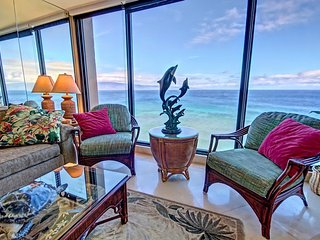 A true gem of the Westside with Amazing Ocean Views  Mahana Resort #1017