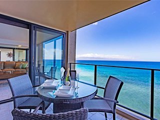 A true gem of the Westside with Amazing Ocean Views  Mahana Resort #1106