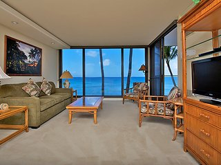 A true gem of the Westside with Amazing Ocean Views  Mahana Resort #304