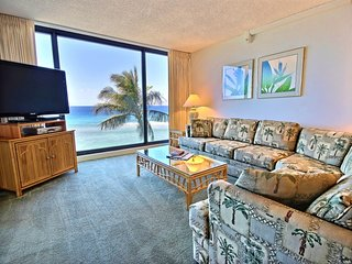 A true gem of the Westside with Amazing Ocean Views  Mahana Resort #518