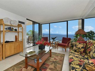 A true gem of the Westside with Amazing Ocean Views  Mahana Resort #705