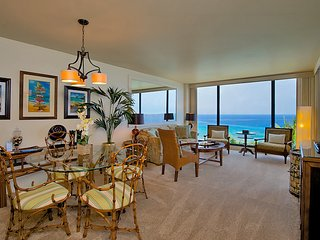 A true gem of the Westside with Amazing Ocean Views Mahana Resort #706