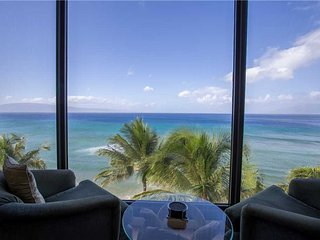 A true gem of the Westside with Amazing Ocean Views   Mahana Resort #804
