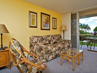Prime beachfront swimming and snorkeling  Maui Kaanapali Villas #C154