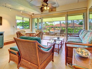 Prime beachfront swimming and snorkeling  Maui Kaanapali Villas #E290