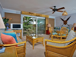 West Maui's vintage charm is found at this low-rise  Maui Sands #6E