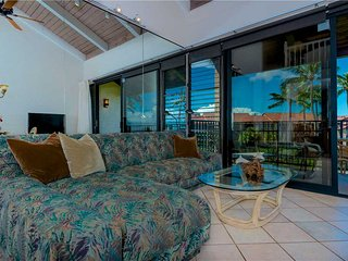 Floor to Ceiling Ocean/Pool Views from Papakea #B403 ~ Super Family Friendly