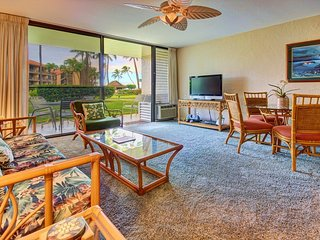 Updated Garden View only steps to Pool/Ocean/BBQ's Papakea #C108 ~ Great Price!