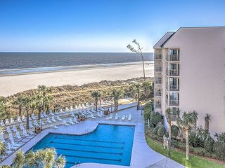 1502 Villamare - Oceanfront & Pool Views, Hilton Head