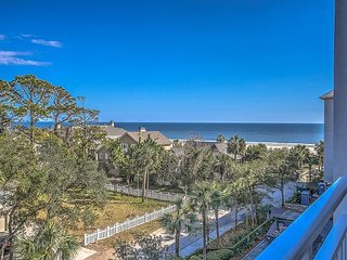 2403 SeaCrest-4th Floor/ Ocean Views& Newly Updated, Hilton Head