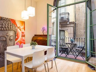 Gothic Quarter spectacular 2bed flat