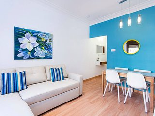 Lovely 3-bed close to the best beaches of BCN, Sant Adria de Besos