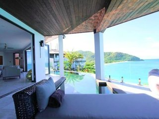 Stingray, O7 at Tamarind Hills, Antigua - Oceanfront, Pool, Bolans