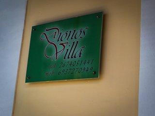 Dionos Villa, Assos