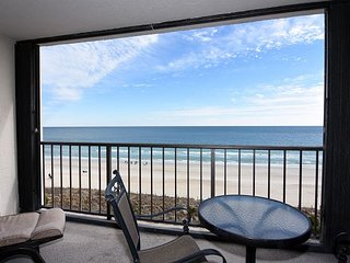 Station One - 6D DeWall-Oceanfront condo with community pool, tennis, beach