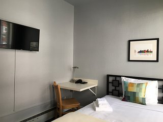 Hip, hotel, center of San Fran, ,ideal for short term and  long term, San Francisco