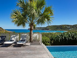 Villa Bikini is the embodiment of relaxed easy beach living on St Barts