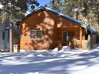 THE LANDHAUS - Newly Remodeled Cabin w/ jacuzzi and everything you can imagine, Big Bear Region