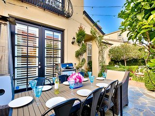 15% OFF APRIL DATES - Stunning Beach Home in Heart of Windansea, La Jolla