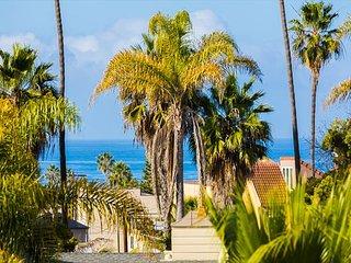 Stunning Beach Home in Heart of Windansea Beach w/ Private Yard