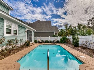 PRIVATE POOL! N Beach Plantation 3BR 3.5 Bath./2.5 Acre Pool COMPLEX WITH SWIM U