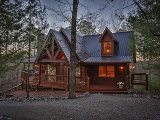 Laughing Bear Lodge, Ellijay