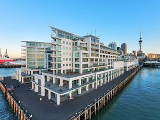 Premium location. Central Auckland Viaduct Apartment in the heart of the city.