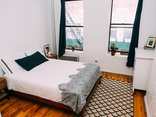 Sunny 1,5 BR in Meatpacking district/Chelsea, Nueva York