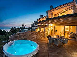 3 bedroom Villa in Umag, Istria, Croatia : ref 2235951