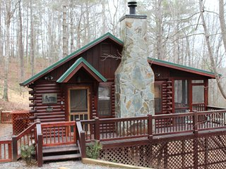 Shady Hollow--Great Couple's Getaway with hot tub, cable and broadband internet!