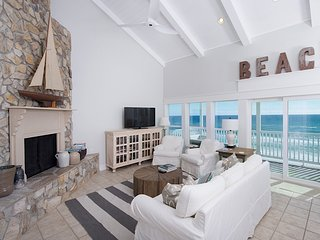 "The ""Sugar Shack"" - Top Floor Beachfront, Seagrove Beach"