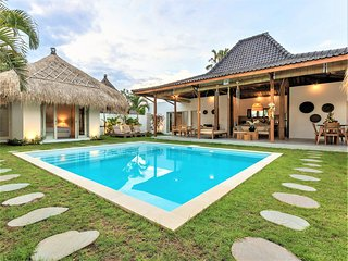 ❤ -35% SEMINYAK | LUXURY Brand New 4BR Villa ❤ The true Bali ❤POOL ❤CHEF ❤WIFI
