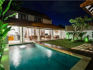 MODERN 3BR VILLA IN CENTRAL SEMINYAK WITH OWN PRIVATE POOL